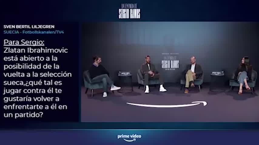 """Sergio Ramos su Ibra: """"L'età non conta, Zlatan è decisivo"""""""