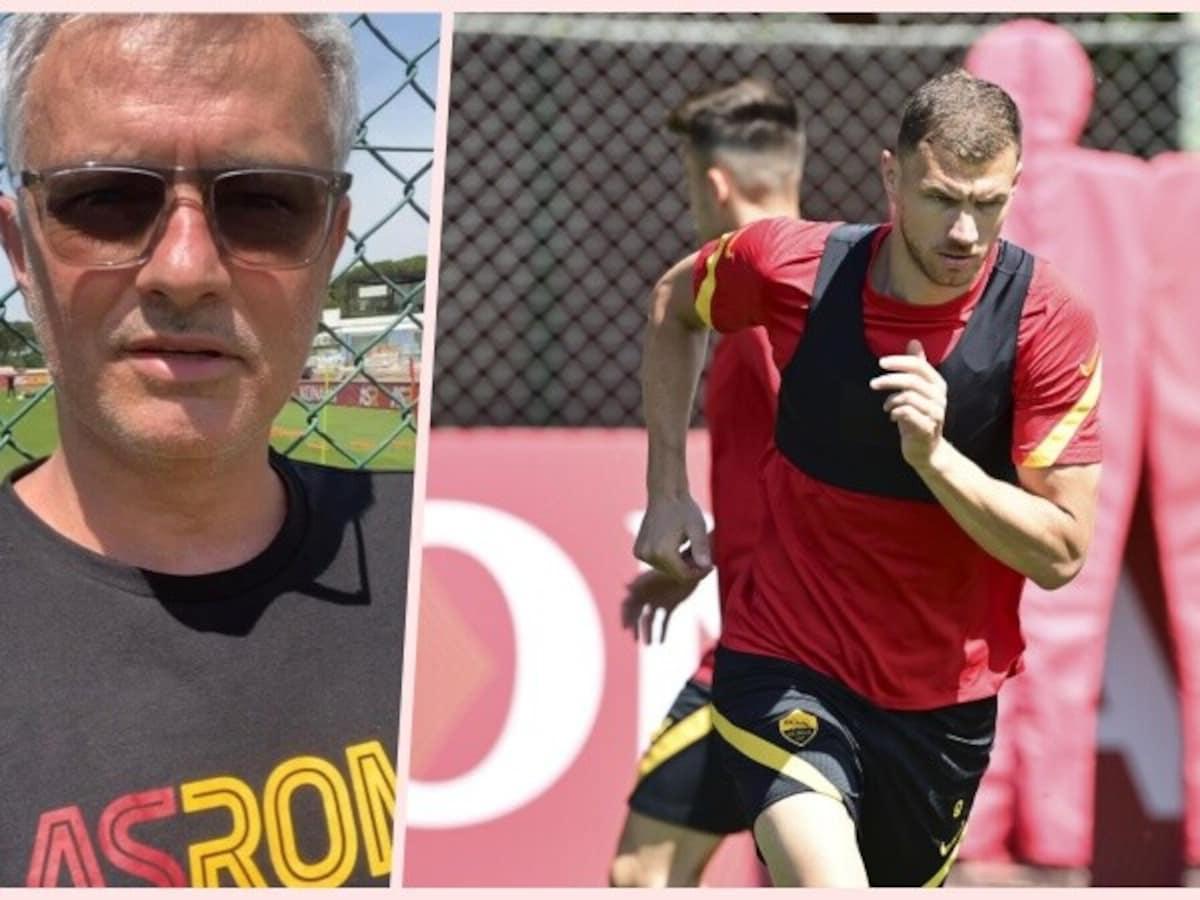 Roma, Mourinho parte forte: venerdì e sabato doppio allenamento