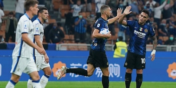 Lautaro e Dzeko non bastano a Inzaghi: l'Atalanta strappa un pari con l'Inter. Quante emozioni a San Siro!