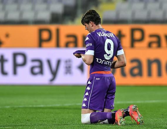 Fiorentina, non basta un super Vlahovic: l'Atalanta vince e si riprende il quarto posto