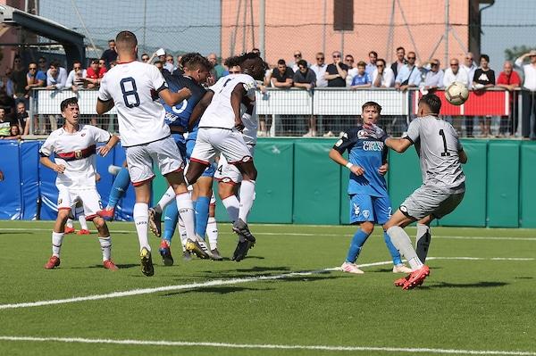 Primavera, Fiorentina-Genoa 0-2: decidono Conti e Serpe