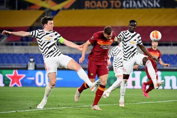 Roma-Manchester United 3-2: tabellino, statistiche e marcatori