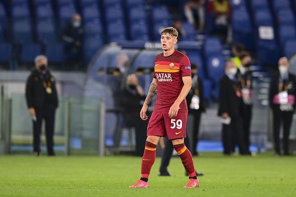 """Zalewski e l'emozione per l'esordio: """"Felice, ma mi hanno tolto il gol"""""""