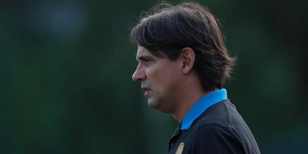 "Inzaghi: ""Inter, da lunedì sarà ancora più bello"""