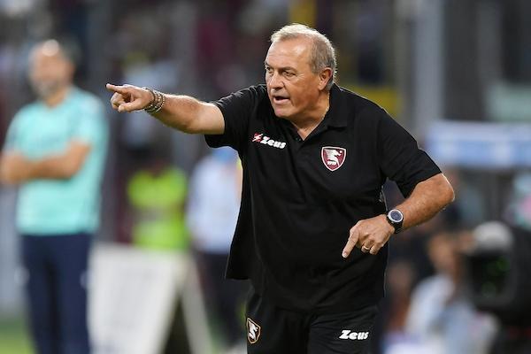 """Salernitana, Castori: """"Ribery out? Niente di grave, ci sarà col Genoa"""""""