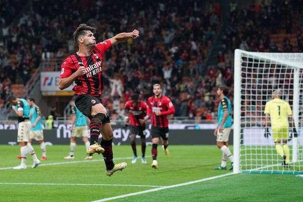 Milan-Venezia 2-0: tabellino, statistiche e marcatori