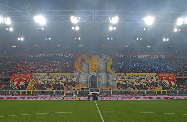 Genoa, nuova proprietà e biglietti gratis per il Verona: tifosi in coda
