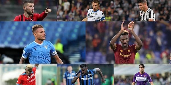 Serie A, tutte le probabili formazioni della 6ª giornata