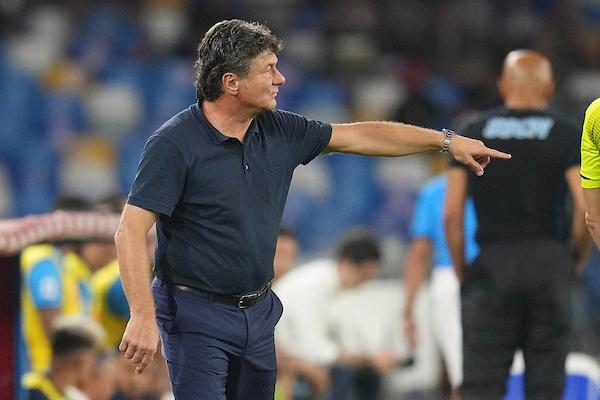 """Mazzarri: """"Cagliari solido, abbiamo fatto una buona partita"""""""