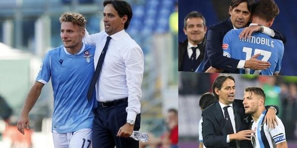 Immobile, ecco l'amico Inzaghi: dalla litigata agli abbracci fraterni