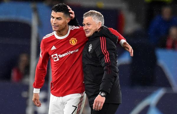 Ronaldo dà gli ordini a Solskjaer:
