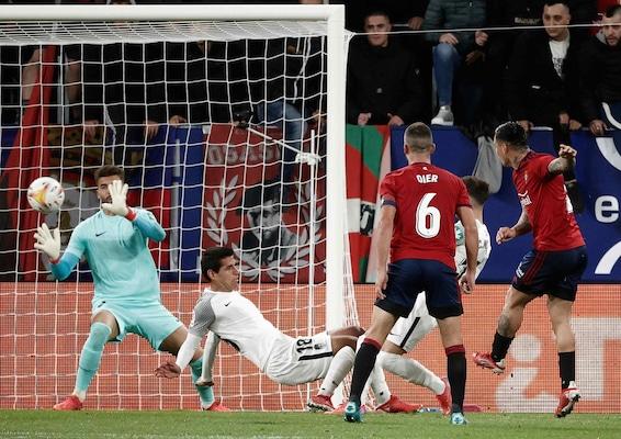 Osasuna-Granada 1-1: un super gol di Montoro ferma i baschi