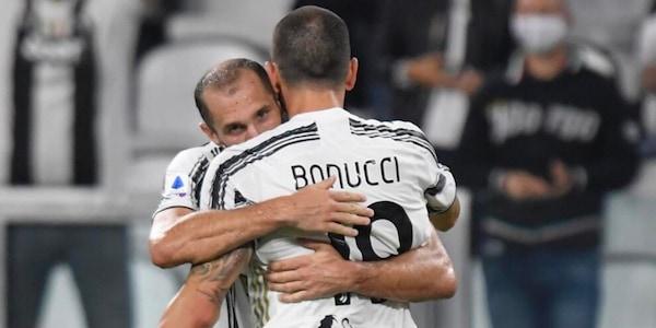 """Chiellini: """"Bonucci al Milan? Mica era il Real! Ci rimasi malissimo"""""""