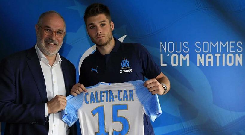 Caleta-Car firma con l'Olympique Marsiglia