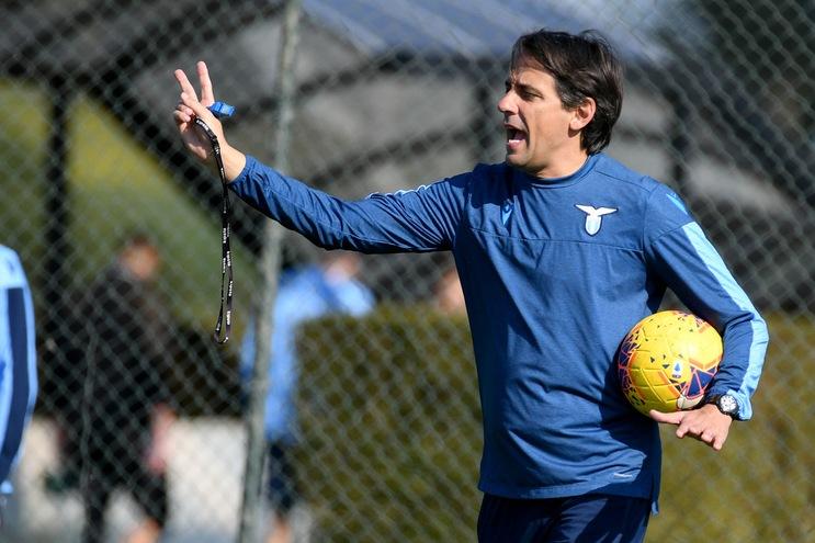 Lazio, riprendono gli allenamenti: Inzaghi pensa all'Atalanta
