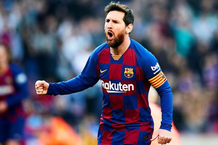 Barcellona Poker Messi Il Napoli E Avvisato