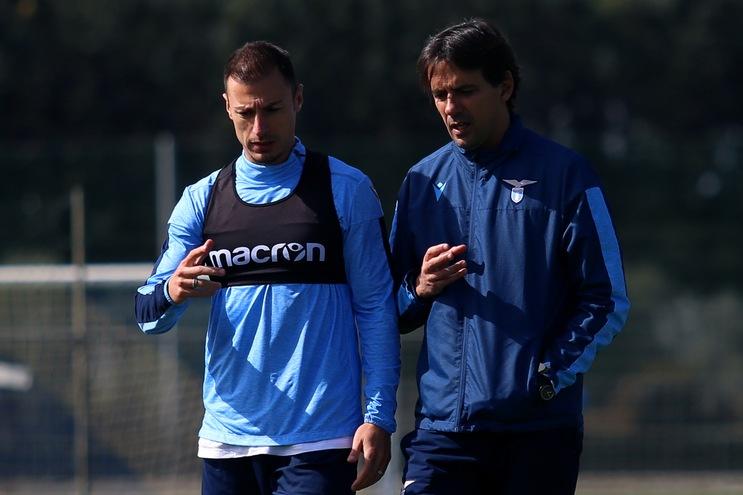 Lazio, stop agli allenamenti: Inzaghi ferma la squadra, tutti a casa