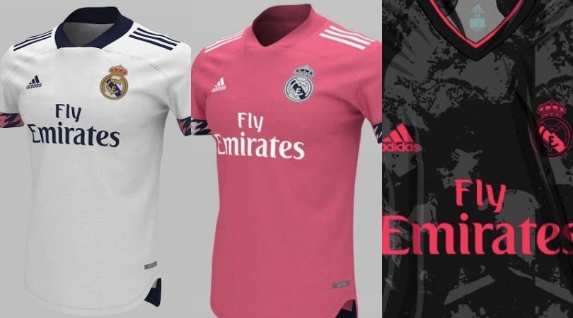 Real Madrid, sul web indiscrezioni sulla nuova maglia FOTO
