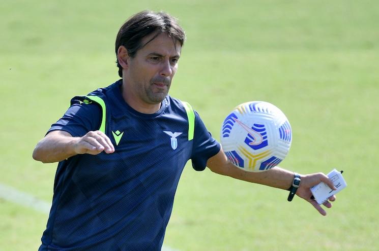 Lazio, primo allenamento per Fares. Inzaghi prepara il debutto