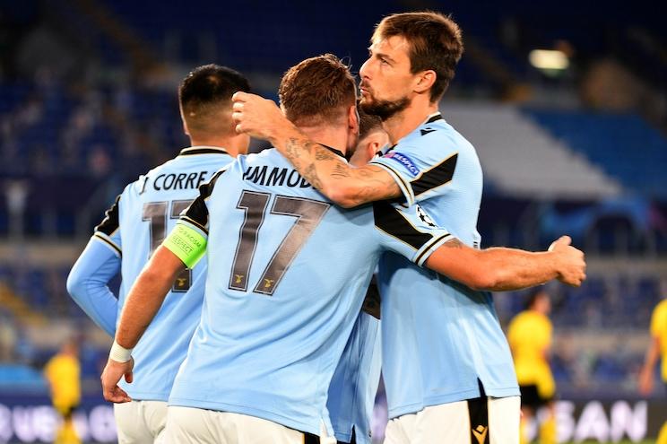 Lazio-Borussia Dortmund 3-1: che serata per Immobile e Inzaghi!