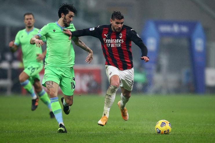 Milan-Lazio 3-2, il tabellino