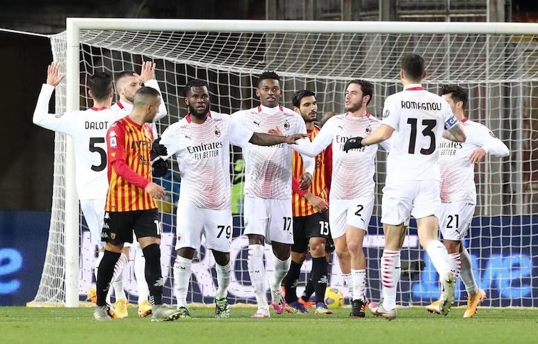 """Benevento, Inzaghi: """"Abbiamo regalato due gol al Milan"""""""