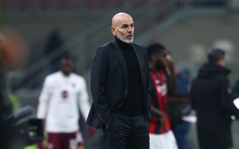 """Pioli: """"Il mio Milan non molla di un centimetro. Mercato? Stiamo valutando"""""""