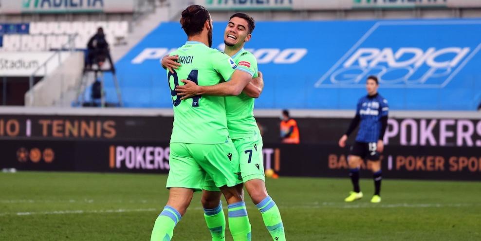 Atalanta-Lazio 1-3: Inzaghi supera Gasperini