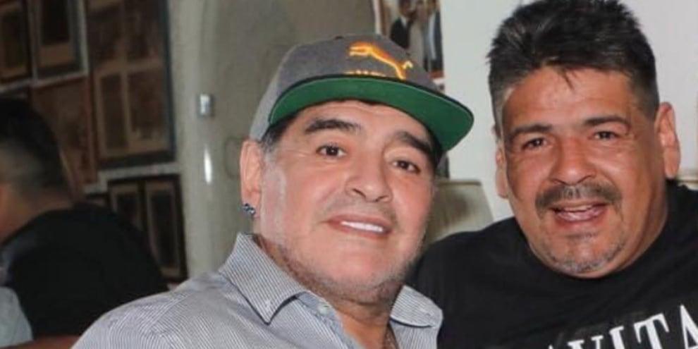 """Morte Maradona, Hugo sbotta: """"Manca solo che parlino di suicidio"""""""