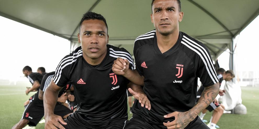 Porto-Juve, Danilo e Alex Sandro tra passato e presente