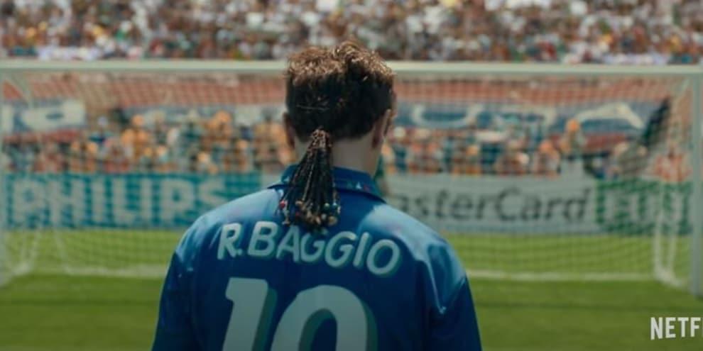 """Il Divin Codino"""": ecco la data di uscita del film su Roberto Baggio"""