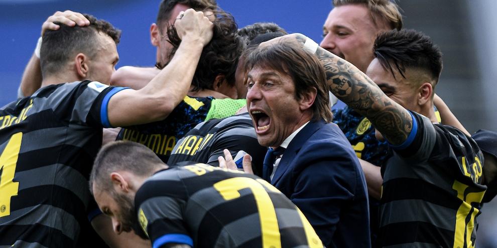 L'Inter di Conte Campione d'Italia, Scudetto numero 19!