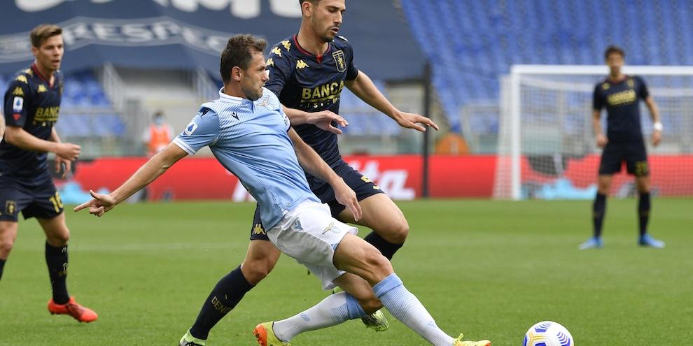 Lazio-Genoa 4-3: tabellino, statistiche e marcatori