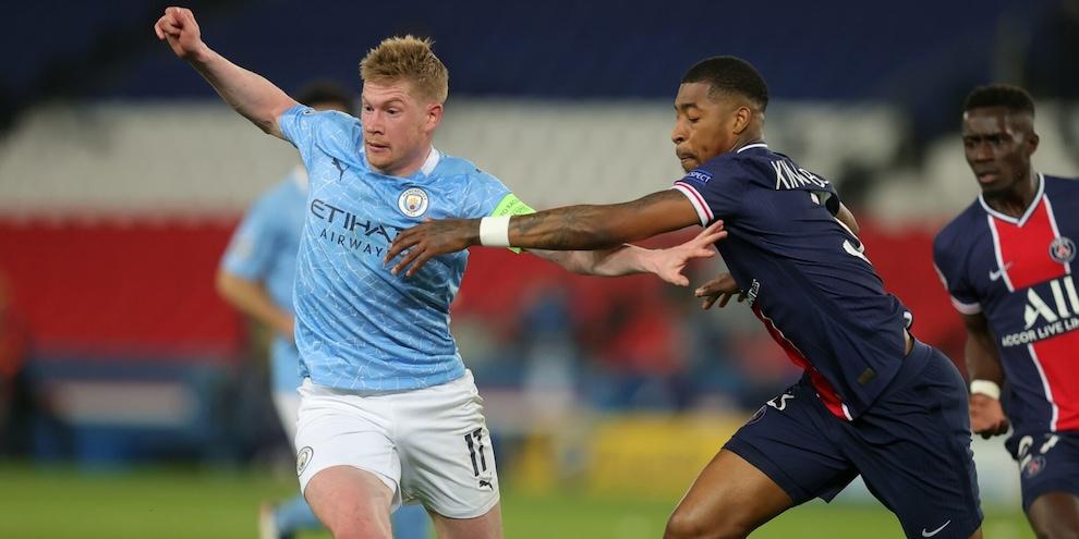 Diretta Manchester City-Psg ore 21: probabili formazioni, dove vederla in  tv e in streaming