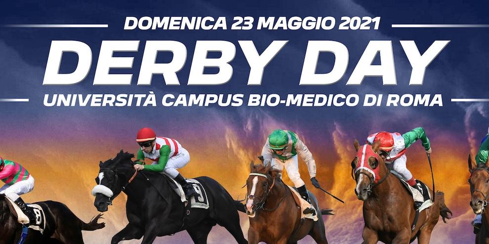 Derby Day, via alla prevendita