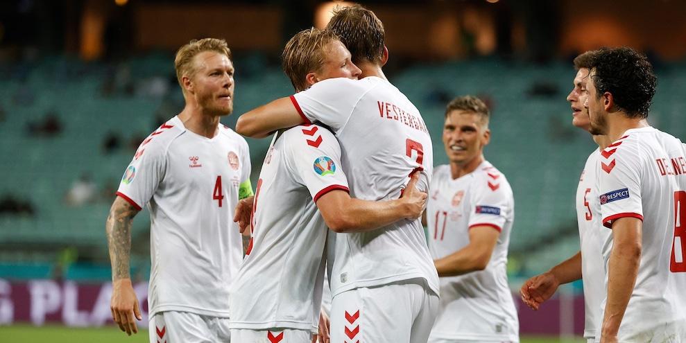 Danimarca, altra impresa per Eriksen: è semifinale! Schick non basta alla  Repubblica Ceca