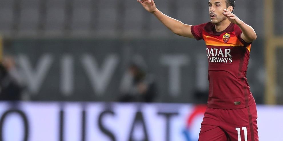 La Roma scarica Pedro: l'agente cerca squadra in Italia e all'estero
